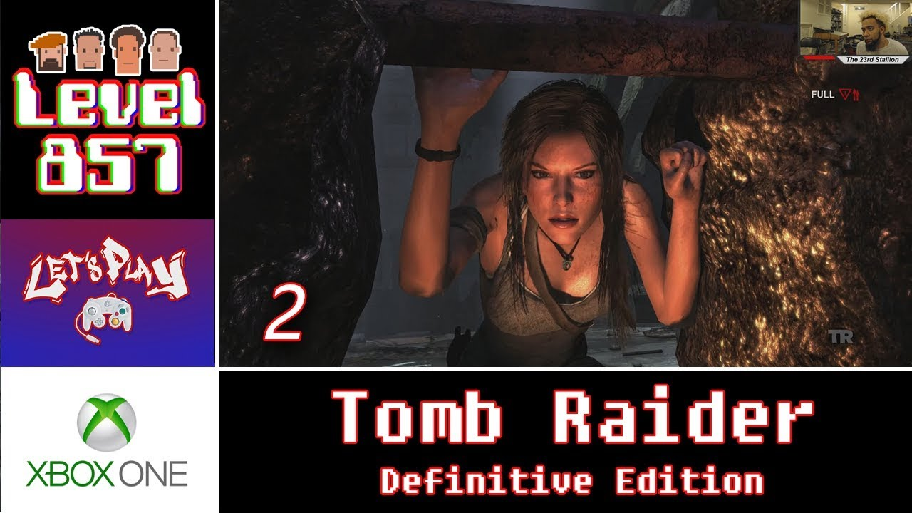 Tomb Raider Xbox One 857 Entertainment