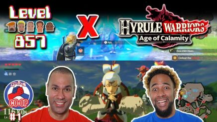 Hyrule Warriors Aoc Multiplayer Switch Gameplay 857 Entertainment